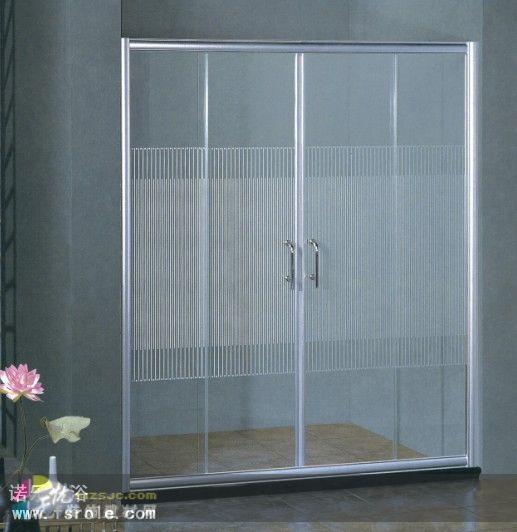 佛山给我留言  供应186-6540-5432/1.2厚国标铝材浴室隔断屏高清图片