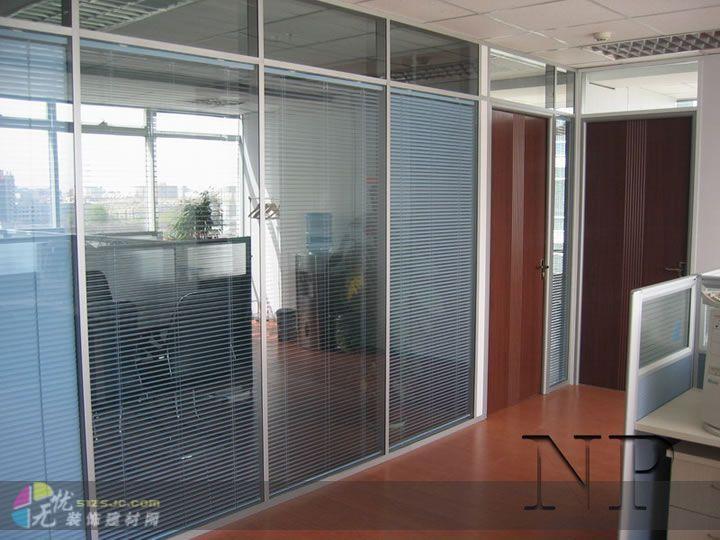 玻璃隔断 北京金达丰装饰有限公司作品 效果图,实景图,样板