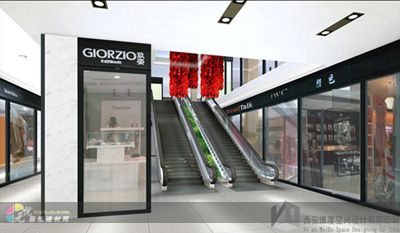 太原商场装修设计 维度装修设计作品 效果图,实景图,样板间,